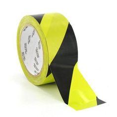 Scotch vinyle 3M 764I Jaune et Noir largeur 50 mm - Achat / Vente adhésif - Cdiscount