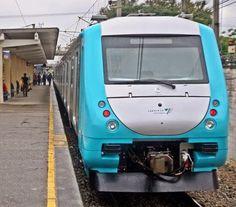 Pregopontocom Tudo: Frota de trens nacional da SuperVia está completa