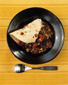 Black-Bean-and-Corn Stew - Martha Stewart Recipes
