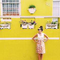 Postcard from Bo-Kaap Mimi Photo, Africa Travel, Cape Town, Lovely Things, Places To Travel, Lifestyle Blog, South Africa, Travel Inspiration, Branding