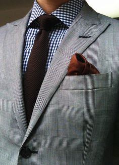 Craving this look #pocketsquare