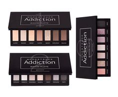 One of the newest additions to the Younique line, Moodstruck Addiction Shadow Palettes!!!!
