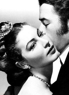 Ava Gardner & Gregory Peck in The Great Sinner 1949
