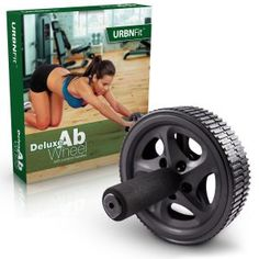 URBNFit Ab Roller - Abdominal Exercise Toning Wheel - Get 6 Pack Abs -- Check this awesome product by going to the link at the image. (This is an affiliate link) Ab Roller, Fitness Tips, Fitness Motivation, Fitness Products, 6 Pack Abs, Ab Wheel, Abs Workout For Women, Best Abs, Abdominal Exercises
