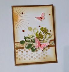 Made by Noreen Meekins using stampinup products