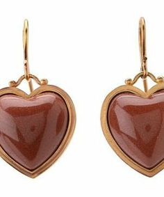 Bottega Veneta Heart Earrings #accessories  #jewelry  #earrings  https://www.heeyy.com/suggests/bottega-veneta-heart-earrings-bisque/