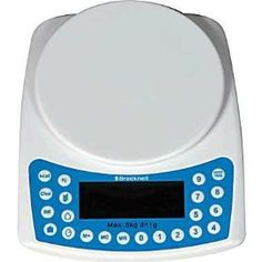 The DS-1 accurately measures portion size and provides nutrition value for up to 400 food items. Easy to look-up food items with a 99 diet memory mode #DietaryScales #FoodScales #USA  http://www.scaleforless.com/Brecknell-DS-1-Dietary-Scale/dp/B00BEDTOSG?