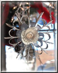 Cool paper ornament
