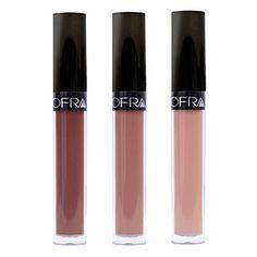 Ofra X Manny MUA Long Lasting Liquid Lipstick Lip Set | cosmetics | Beauty Bay