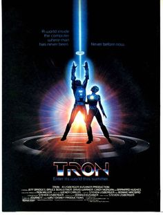 Tron was an interesting movie, because it is beginning to illuminate the eventual evolution of the representation of technology and computers in film. Description from artsncrafty.blogspot.com. I searched for this on bing.com/images -Watch Free Latest Movies Online on Moive365.to