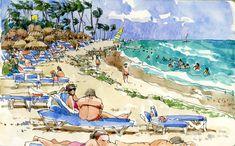 The Real Beach