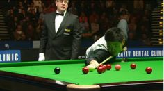 Snooker, my love: 2015 German Masters (the semis) - Murphy reaches final spot