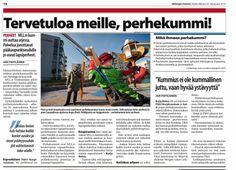 MLL:n Uudenmaan piiri kampanjoi uusien perhekummien löytämiseksi. Juttu Helsingin Uutisissa 23.10. www.olettarkea.fi (Jutun ilmestymisen jälkeen Helsingin vapaaehtoiskurssi täyttyi.)