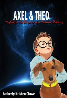 Axel and Theo is a cute dachshund book for children.  (Click through for book review!)