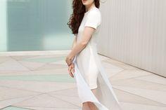 DIY Vestido transparente · DIY Mesh dress · Fábrica de Imaginación · Tutorial in Spanish