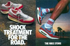 Image result for 80's nike shoes advertisements