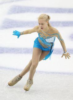 Anna Pogorilaya - Grand Prix Final 2013