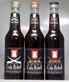 Cola Rebell ~~~~ Soft Chilli - More Chili - Maxx Chili