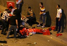 LeadersBrains .... live well, feel good, gist good: 60 killed in attempted coup in Turkey (Graphic Pho...
