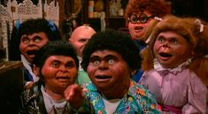 The Garbage Pail Kids movie. My parents apparently let me watch some crazy TV!