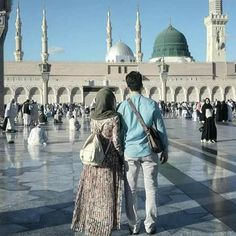 Beautiful islam for us. You can get the best motiavtional speeches, inspirational speeches and a lot of attractive speeches, which can change you life for every step of success. Cute Muslim Couples, Muslim Girls, Muslim Women, Cute Couples, Hijabi Girl, Girl Hijab, Muslim Couple Photography, Islam Marriage, Hijab Look