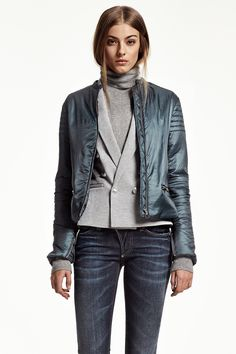 Grayslake Eco Down Jacket, Francis Jacket, Camden Turtle Neck, H.D Jean www.hunkydory.com