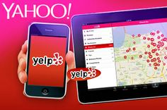 #Yahoo! and #Yelp have joined forces and #globalmediait has all the info