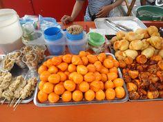 Delicious Street Food