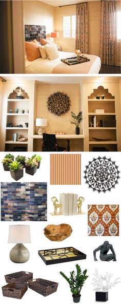 Room from American Dream Builders with Nate Berkus, recreated on a budget!