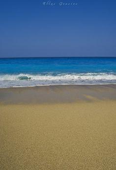 Egremnoi beach by Ilias Gousios on 500px