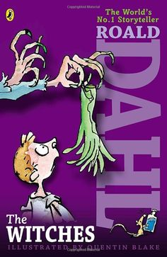 The Witches by Roald Dahl [Paw Prints] [Library Binding] Fantasy & Magic NEW