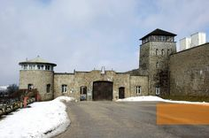 Mauthausen Concentration Camp - Austria. A very sad experience, but glad I had the opportunity to see it.