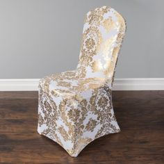 chair covers for parties to buy kitchen table sets chairs with wheels 33 best banquet images couch slipcover slipcovers cheap printed quality cover directly from china pattern suppliers gold colour print lycra