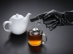 A tea with Star Wars