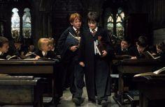 Harry Potter e la pietra filosofale (2001) | Recensione Film | Silenzio-in-Sala.com