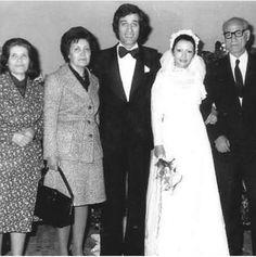 Kemal sunal evlenirken, anne babası ver eşi ile