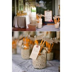 Seating Charts for Your Small Wedding | Intimate Weddings - Small Wedding Blog - DIY Wedding Ideas for Small and Intimate Weddings - Real Small Weddings found on Polyvore