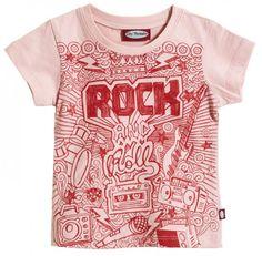 Rock Sketch / Pink