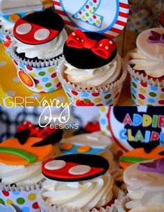 {My Parties} Addie Claire's Mickey Mouse Clubhouse Birthday Mickey Mouse Birthday Theme, Mickey Mouse Baby Shower, Mickey Mouse Clubhouse Birthday, Mickey Mouse Parties, Mickey Party, First Birthday Parties, 2nd Birthday, First Birthdays, Birthday Ideas