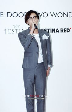 #GDragon at J.ESTINA F/W Brand Presentation