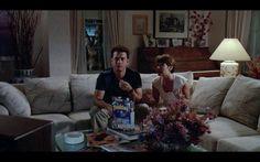Freakies sweetened breakfast cereals - The 'Burbs (1989) Movie Scene
