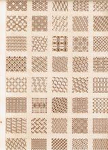 Raksti – A K – Picasa Nettalbum Blackwork Cross Stitch, Cross Stitch Geometric, Cross Stitch Embroidery, Cross Stitch Patterns, Cross Stitches, Crochet Quilt, Tapestry Crochet, Crochet Pattern, Mosaic Patterns