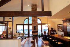 Large Cozy Contemporary Duplex - vacation rental in Aspen, Colorado. View more: #AspenColoradoVacationRentals