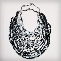 Tom Binns Two Necklaces The Bay Pin to Win Contest: http://www.facebook.com/HudsonsBayCompany/app_140063116138390
