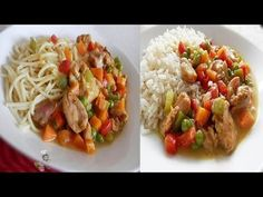 Mixed Vegetables Curry Sauce - YouTube