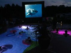 """Don't forget the """"Dive-In"""" Movie Nights!"""