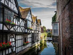 Travel to Canterbury, United Kingdom Today!