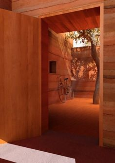 Idk what this is but I like it. Interior ADOBE :: Una casa ECOLÓGICA