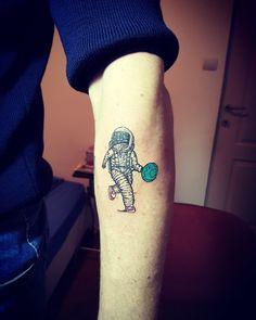 #astronauttattoo