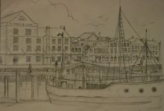 Harbour by Laura 2012 My Arts